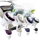 ShoppoZone Touch Control USB Essential Oil Diffuser Dual USB car humidifier Skin Care