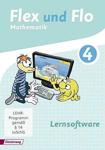 Flex und Flo - Ausgabe 2014: Lernsoftware 4: Einzelplatzlizenz