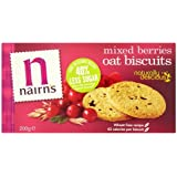 Nairns Mixed Berries Oaty Biscuits 200 g