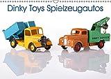 Dinky Toys Spielzeugautos (Wandkalender 2018 DIN A3 quer): Dinky Toys, Kult-Spielzeugautos und Sammelobjekte aus vergangenen Zeiten. (Monatskalender, ... [Kalender] [Apr 07, 2017] Indermuehle, Tobias