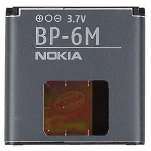 Nokia Batterie pour 3250, 6151, 6233, 6234, 6280, 6288, 9300, 9300i, N73, N93