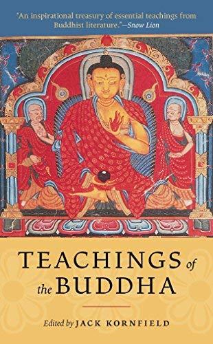 Teachings of the Buddha by Jack Kornfield (2007-11-14)