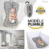 BELINIA PRESTIGE- Lit bébé - Lit de voyage pour bébé- Lit bébé pliable...