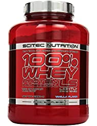 Scitec Nutrition Whey Protein Professional Lightely Sweetened Vanille, 1er Pack (1 x 2350 g)