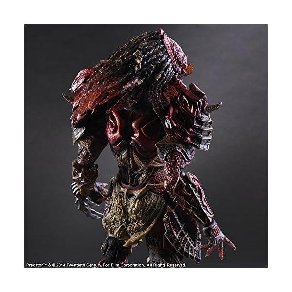 Square Enix Predator Variant Play Arts Kai Figura de acción 4