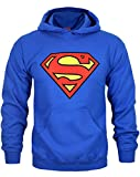 Official Superman Shield Logo Men's Hoodie - M