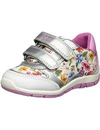 Geox B Shaax A, Zapatillas de Sedenterismo para Bebés