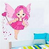 #4: Rawpockets Baby Angel Wall Sticker