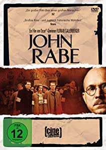 John Rabe - Cine Project [Import allemand]