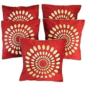 Thefancymart Stylish colour Cushion Cover Style code -85