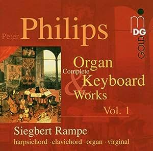 Orgel-und Claviermusik Vol.1