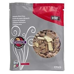 Weber 17103 Fire Spice Chips - Mesquite , 1.36 kg