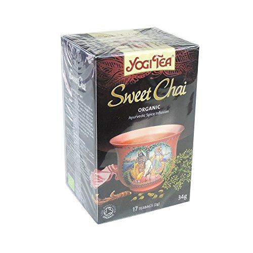 Yogi Tea - Sweet Chai - 34g (Case of 6)