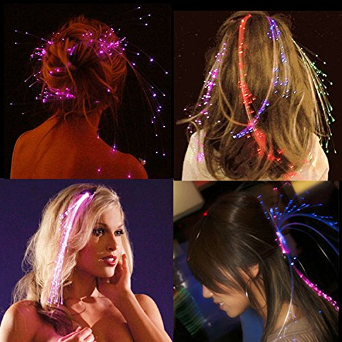 sets-of-3-6-10-led-fiber-optic-hair-extensions-light-up-rainbow-hair-barrette-for-party-10-pieces