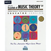Alfred's Essentials of Music Theory 2.0 Educator Version: Complete