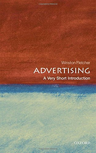 Advertising: A Very Short Introduction (Very Short for sale  Delivered anywhere in UK