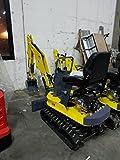 Excavator KRK MAK 5 5000kg. - Escavatore