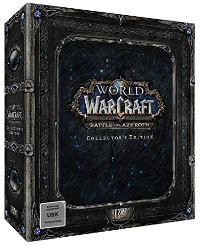 World of Warcraft: Battle for Azeroth: Collector\'s Edition - [PC]