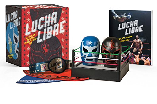 Lucha Libre: Mexican Thumb Wrestling Set