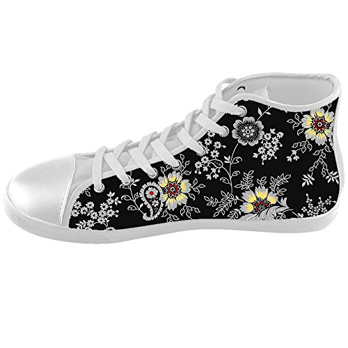 Dalliy Floral Flower Kids Canvas shoes Schuhe Footwear Sneakers shoes Schuhe C