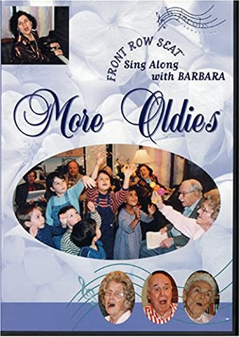 Sing Along With Barbara Vol 3, More Oldies - Front Row Seat videos for Seniors and Alzheimer's activities