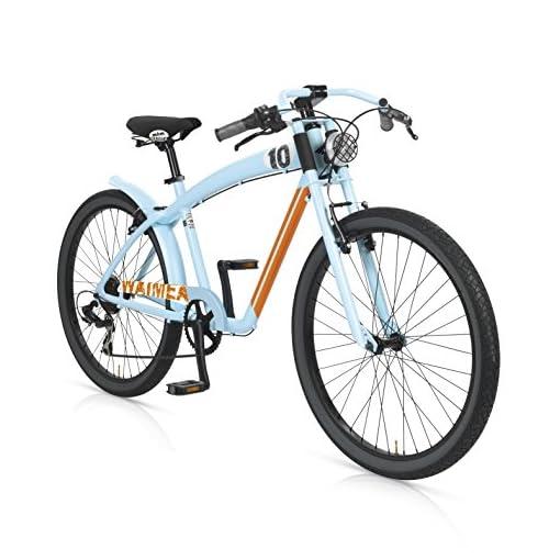 Bicicletta Mbm Waimea Cruiser Sportiva Da Uomo Telaio In Lega Di