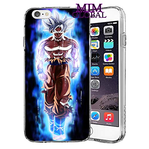 the latest c113c ba4a8 MIM Global Dragon Ball Z Super GT Case Cover Compatible For All iPhone  (iPhone X/Xs, UI)