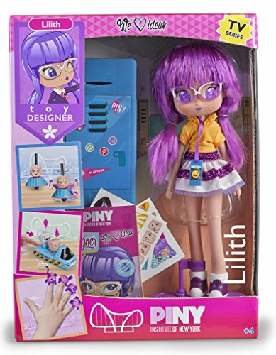 Famosa 700013879 – piny Design Class Lilith