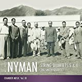 Michael Nyman: Quartet No.5 & No.4