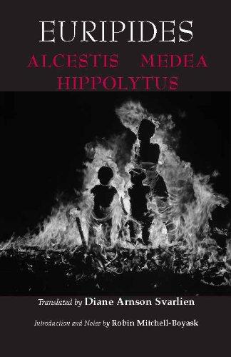 Alcestis, Medea, Hippolytus (English Edition)