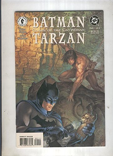 BATMAN CLAWS OF THE CAT WOMAN TARZAN: Numero 01