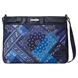 Desigual Shade of Memories Espot Across Body Bag Blue Moon