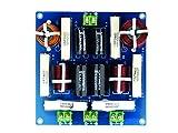 DynaVox 207281 Frequenzweiche 3 Wege 300 W Model 3W300 schwarz