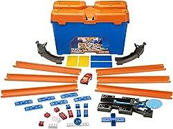 Hot Wheels Dww95 - Track Builder Super-stuntbox