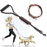 meipire Hohe Qualität kleine und mittlere Pet Farbe Rund Seil Schaumstoff Halsband Traktion Seil