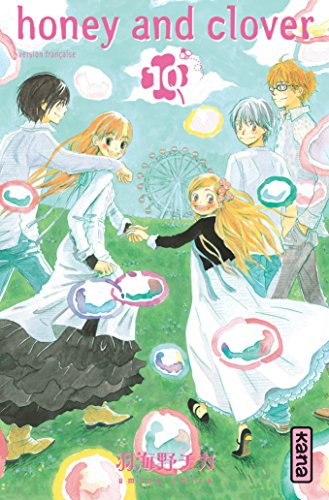 Honey and Clover Vol.10
