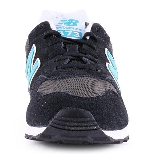New Balance Ml373 D Herren Sneaker Schwarz