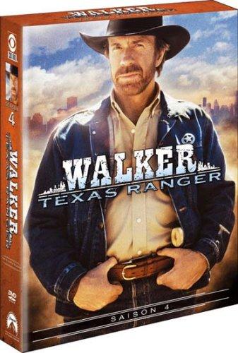 Walker, Texas Ranger - Saison 4