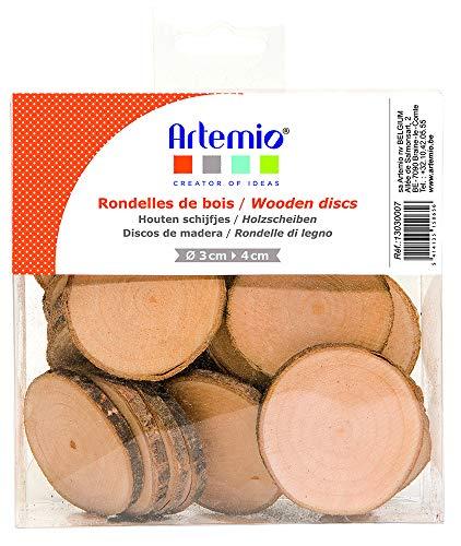 Artemio - Discos de Madera 180 g