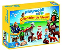 PLAYMOBIL 5497 Advent calendar - Forrest Christmas