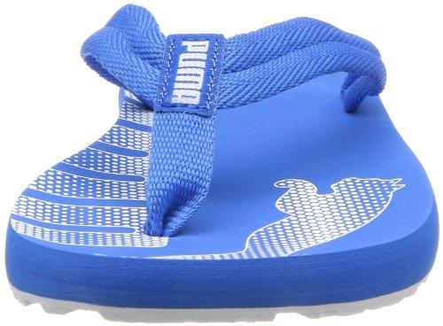 Puma Epic Flip Unisex-Erwachsene Zehentrenner french blue-white