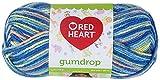 Coats: Yarn Red Heart Gumdrop Yarn, Blueberry