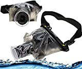 Navitech Waterproof Underwater Housing Case/Cover Pouch Dry Bag for TheCanon PowerShot SX70 HS