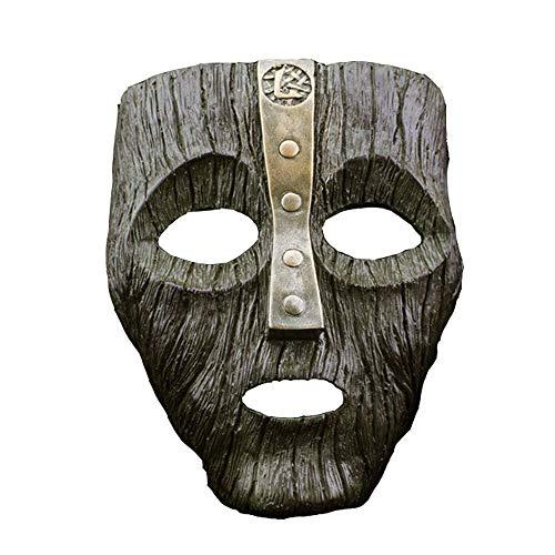 YaPin Halloween Film Cosplay Rocky (Gott der schelmischen) Maske Verkleidet Geek Mask Resin (Color : Dark Green) Rocky Horror Halloween