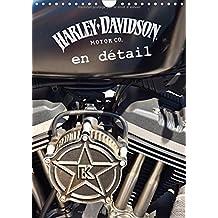 Harley Davidson En Detail 2017: Les Plus Belles Photos De Details Des Harley Davidson Dans Un Calendrier