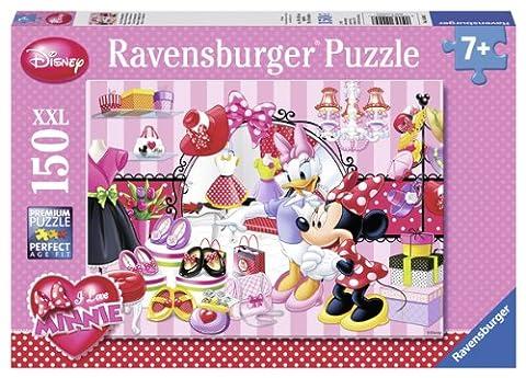 Ravensburger - 10005 - Puzzle Enfant Classique Minnie - 150 Pièces XXL