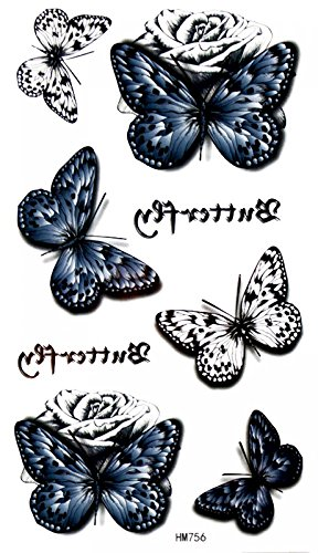 ggsell-neueste-heier-verkauf-und-modisches-design-schwarzweiss-schmetterlinge-dunkelblaue-schmetterl