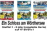 Ein Schloss am Wörthersee Sammeledition (17 DVDs)