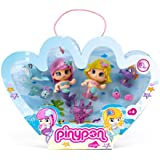 Pinypon Mermaid Doll (Pack of 2)