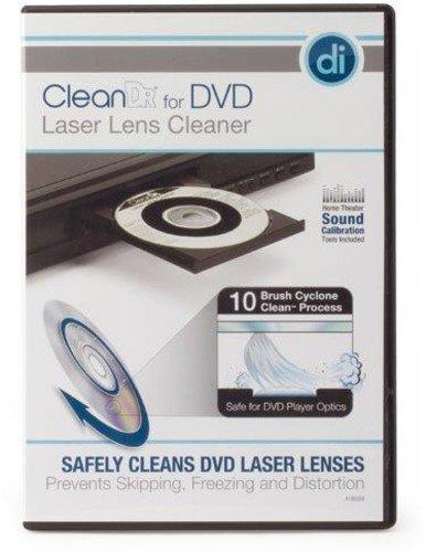 Skip Doctor DVD/CD Clean Laser Lense Cleaner Universal (Cd Lense Cleaner)